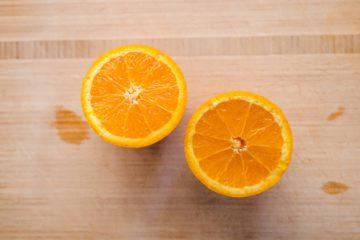 Sinaasappelen, een goede bron voor vitamine C!